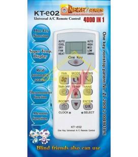 Χειριστήριο για A/C KT-e02